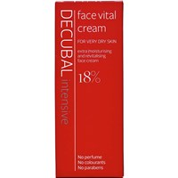 Decubal face vital cream, 50 ml.